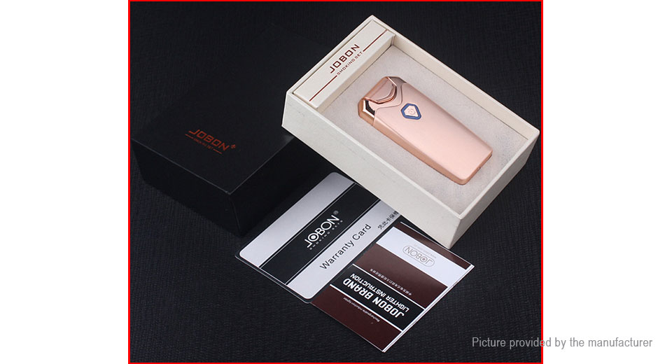 JOBON ZB-390 USB Rechargeable Electronic Cigarette Lighter