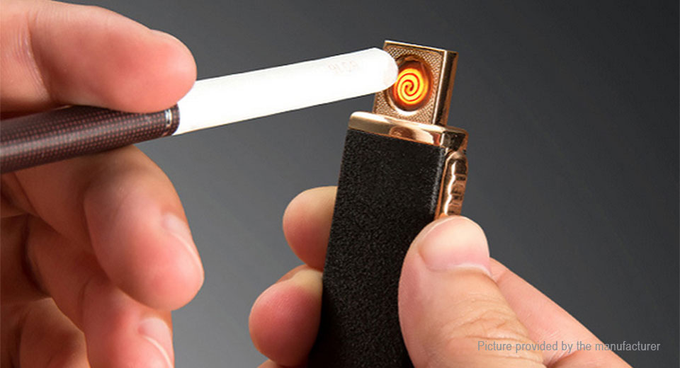 JOBON ZB-686 USB Rechargeable Electronic Cigarette Lighter