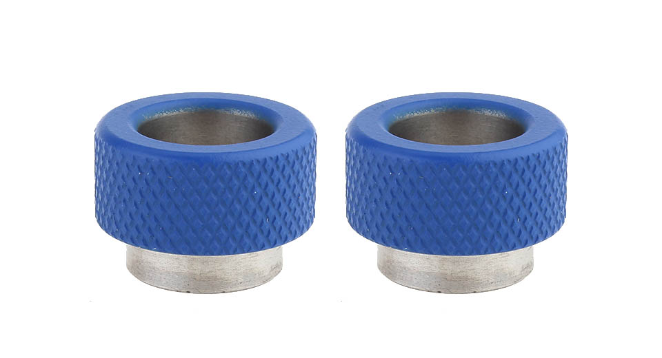 Stainless Steel 810 Drip Tip (2-Pack)