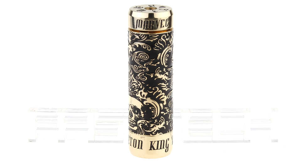 Authentic Marvec Skeleton King Kong Hybrid Mechanical Mod