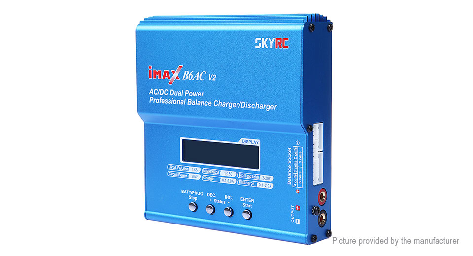 Product Image: authentic-skyrc-imax-b6ac-v2-battery-balance