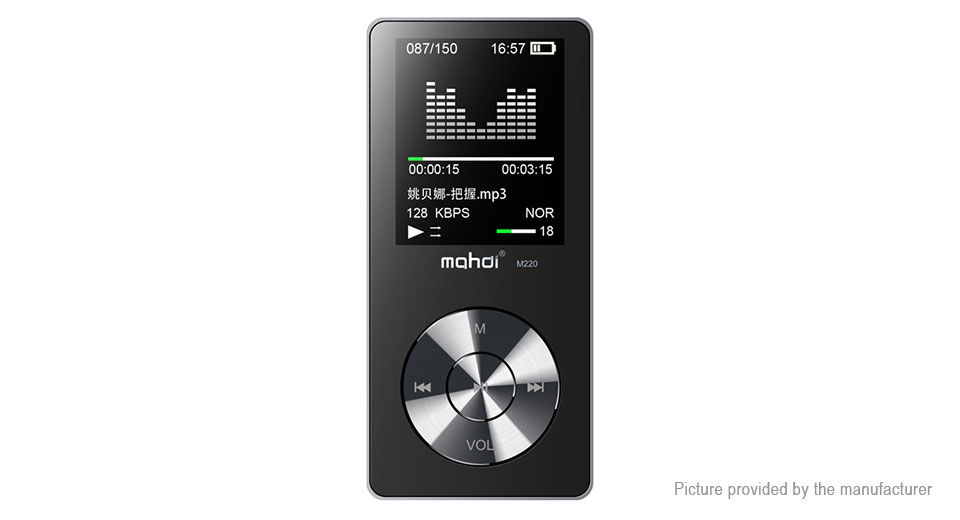 Product Image: mahdi-m220-1-8-tft-multifunction-mini-mp4-player