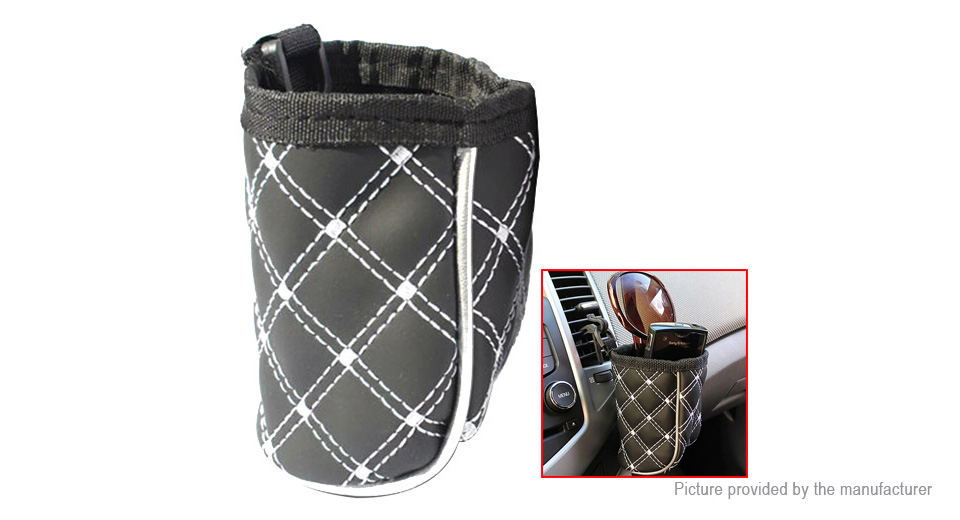 Product Image: ming-che-zhibao-car-air-vent-storage-bag-red-wine