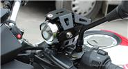MOTOWOLF U5 15W 1*LED 3-Mode 3000LM Warm White LED Motorcycle Headlamp