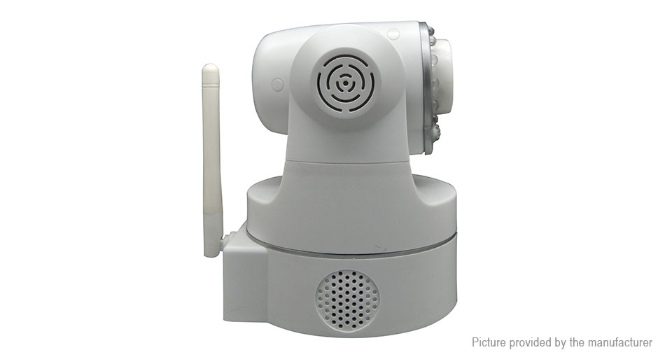 CoolCam IP 720P Wireless Wifi Network Home Security Camera Two-Way Audio