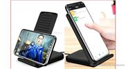 WT-01 Qi Inductive Wireless Stand Charger Transmitter