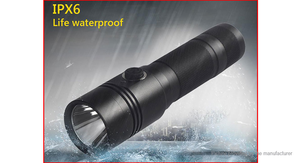 Product Image: 1-led-4-mode-1100lm-led-flashlight