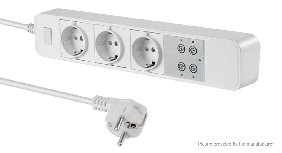 Product Image: authentic-sonoff-ps-15-smart-wifi-power-strip-eu