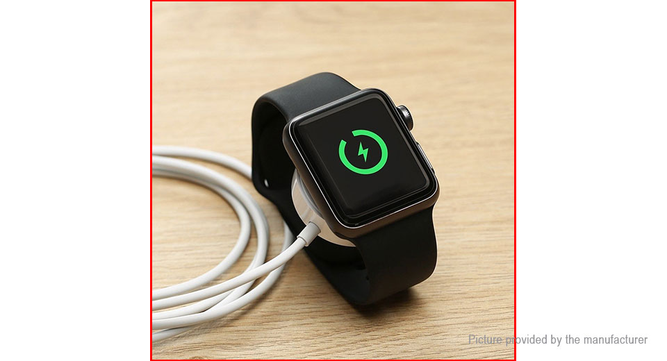 Magnetic Charging Pad Wireless Charger for Apple Watch Series 3/2/1