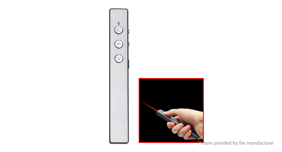 Product Image: promi-pr-20-ppt-presenter-laser-pointer-pen