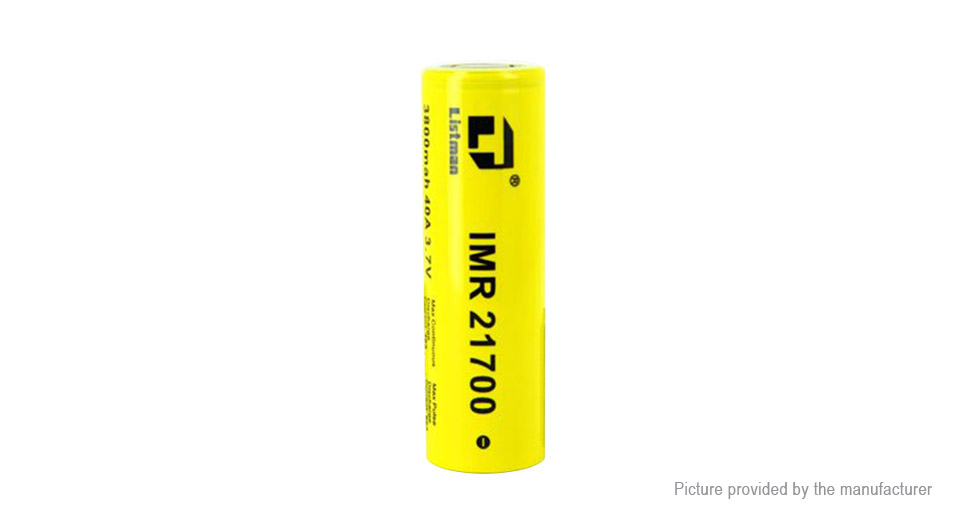 Product Image: authentic-listman-imr-21700-3-7v-3800mah