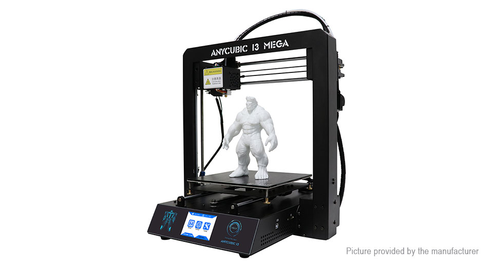 ANYCUBIC i3 Mega 3 5'' TFT Screen 3D Printer DIY Kit