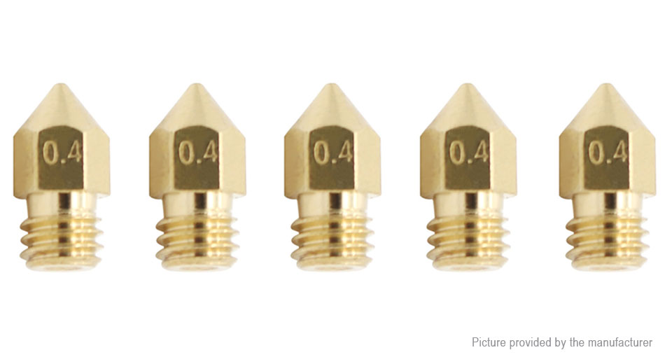 Product Image: anycubic-brass-extruder-nozzle-for-3d-printer-5