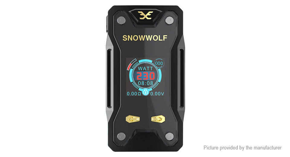 Product Image: authentic-sigelei-snowwolf-xfeng-230w-tc-vw-apv