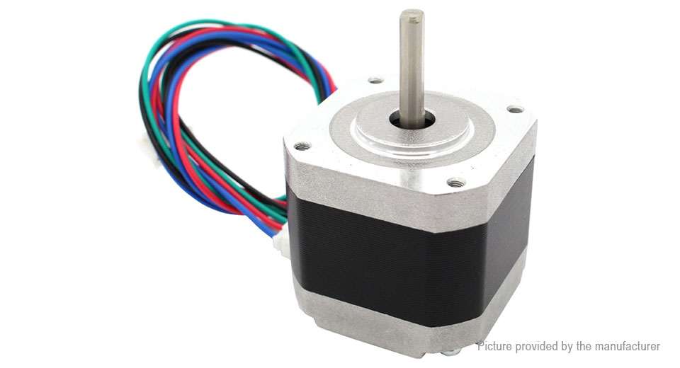 Anycubic mk8 bowden extruder print head for 3d for Print head stepper motor