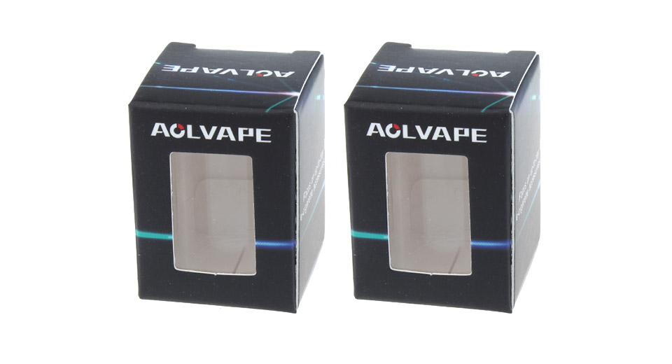 15aaecb589  1.72 AOLVAPE Replacement Glass Tank for Joyetech Ultimo Atomizer (2 ...