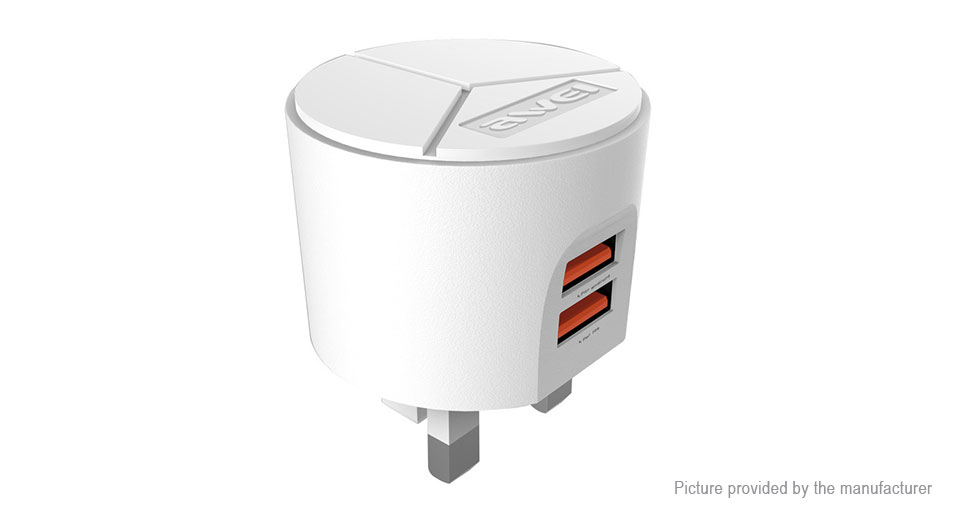 Product Image: authentic-awei-c-930-portable-dual-usb-travel