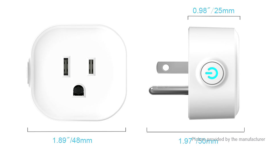 YS003 Wifi Smart Socket (US)