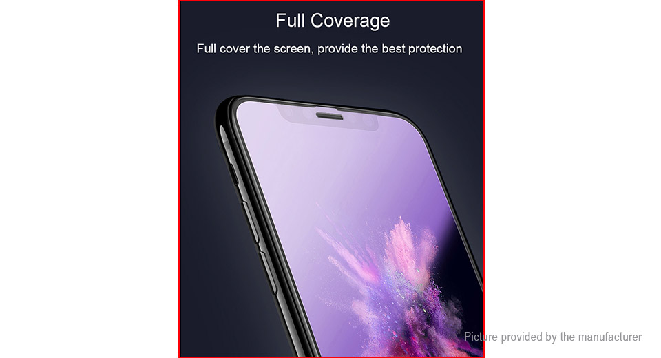 Authentic HOCO 3D Templered Glass Full Screen Protector for iPhone 8