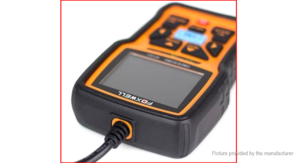 Authentic FOXWELL NT301 CAN OBDII/EOBD Code Reader Car Diagnostic Tool