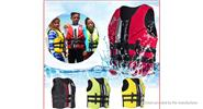 HISEA Drifting Swimming Buoyancy Vest Life Jacket (Size L)