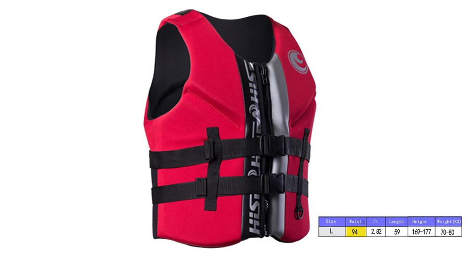 Product Image: hisea-drifting-swimming-buoyancy-vest-life-jacket