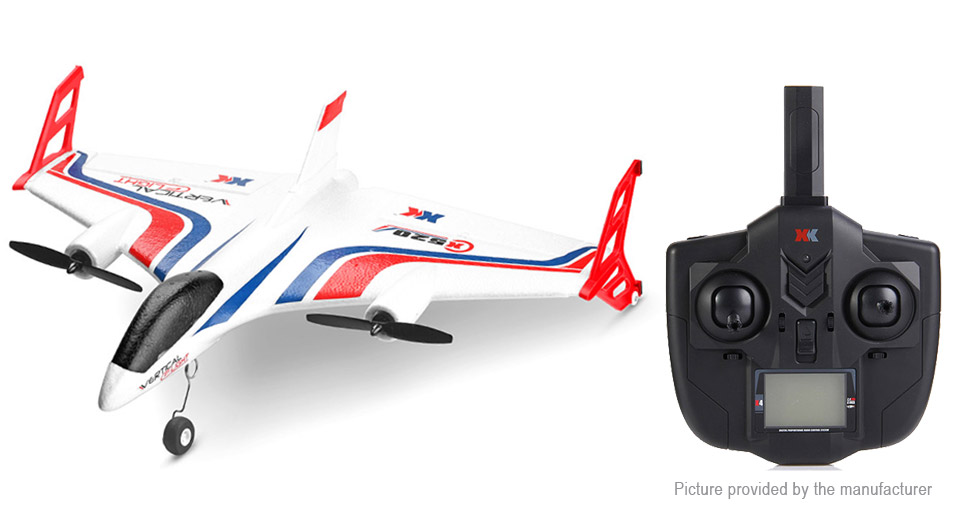 Product Image: authentic-wltoys-xk-x520-r-c-airplane