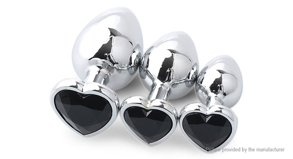 Product Image: runyu-rytz-976-heart-shaped-adult-metal-butt-anal