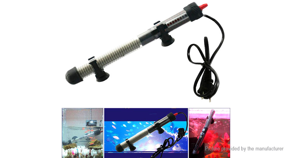 Yuge Aquarium Water Heater Heating Rod Fish Tank Thermostat