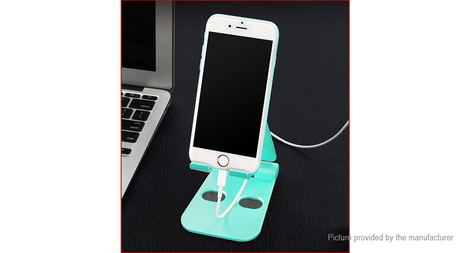 WQ-02 Portable Folding Stand Holder for Cell Phone / Tablet PC