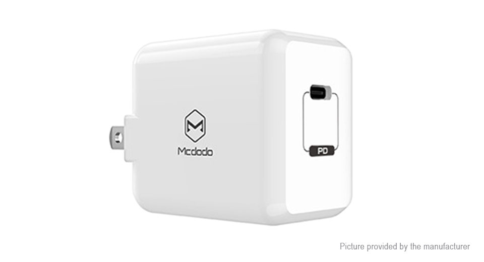 Product Image: mcdodo-ch-4680-usb-c-wall-charger-power-adapter-us