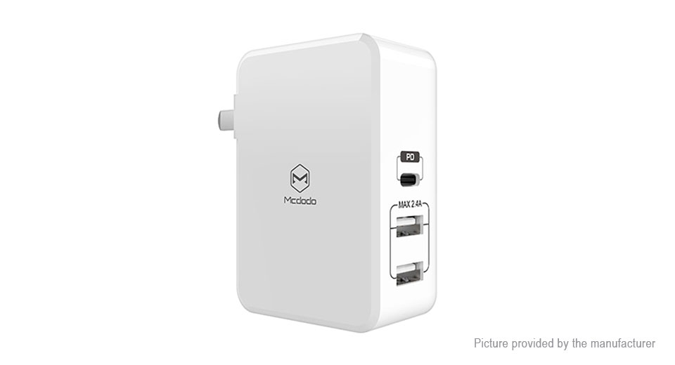 Product Image: mcdodo-ch-4680-3-port-usb-wall-charger-power