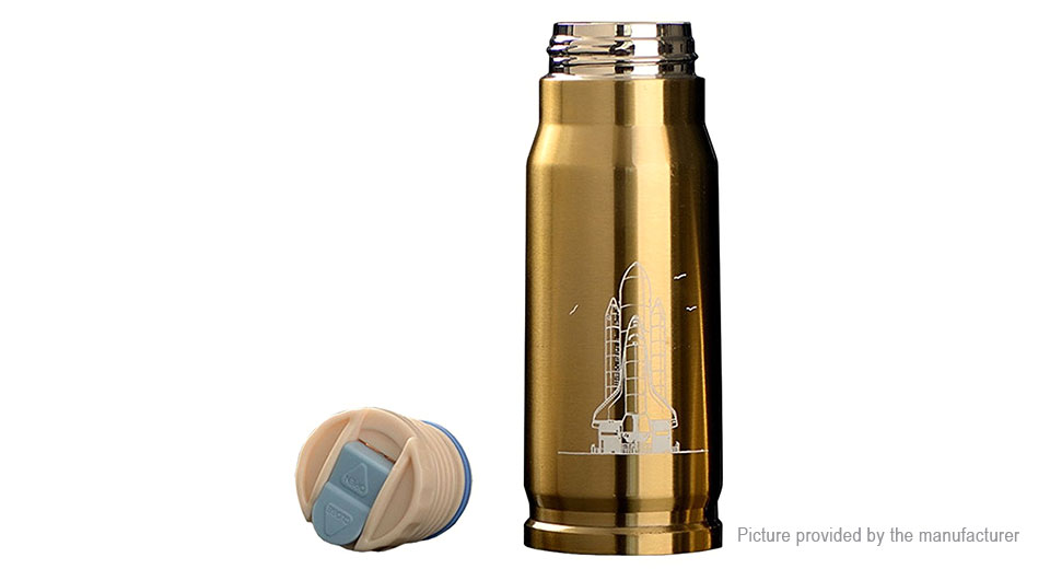 Stainless Steel Thermos Mug Vacuum Water Bottle Cup (500ml)