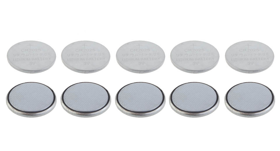 Product Image: authentic-soshine-cr2025-3v-button-cell-battery