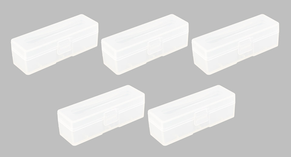 Product Image: 1-18650-battery-protective-storage-case-5-pack
