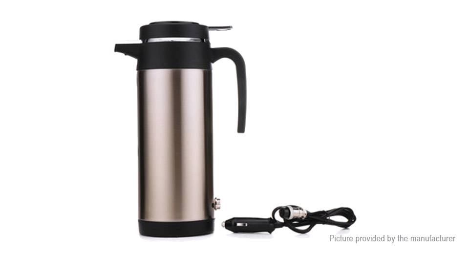 Product Image Car Electric Kettle Heating Water Cup 1200ml
