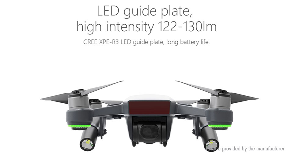 PGYTECH P-SP-124 LED Light Kit for DJI SPARK (Pair)
