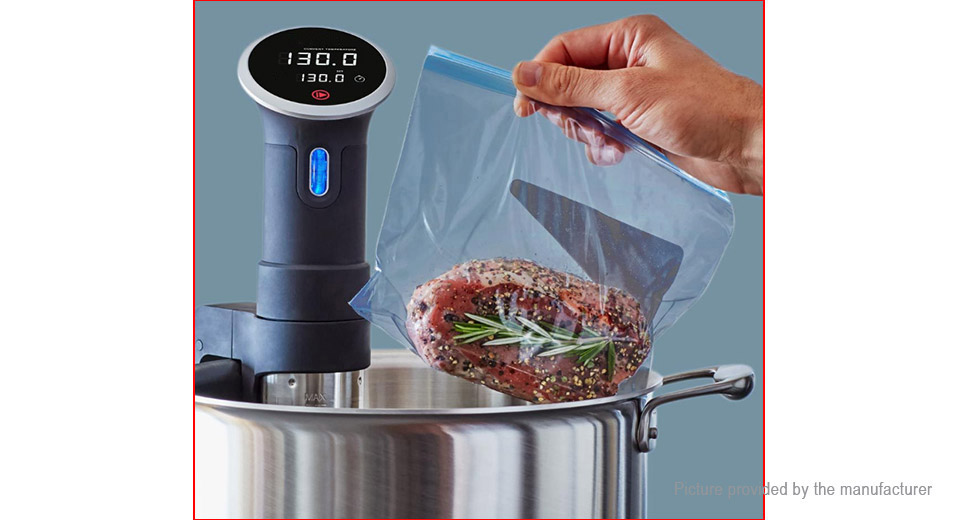 Precision Cooker Immersion Circulator Thermal Cooking Pod
