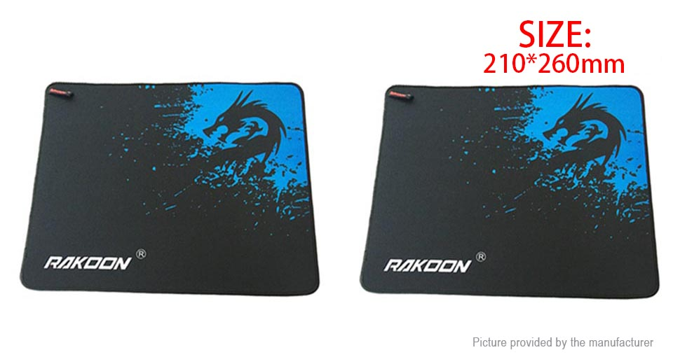 Product Image: rakoon-mouse-pad-mat-210-260mm-2-pack