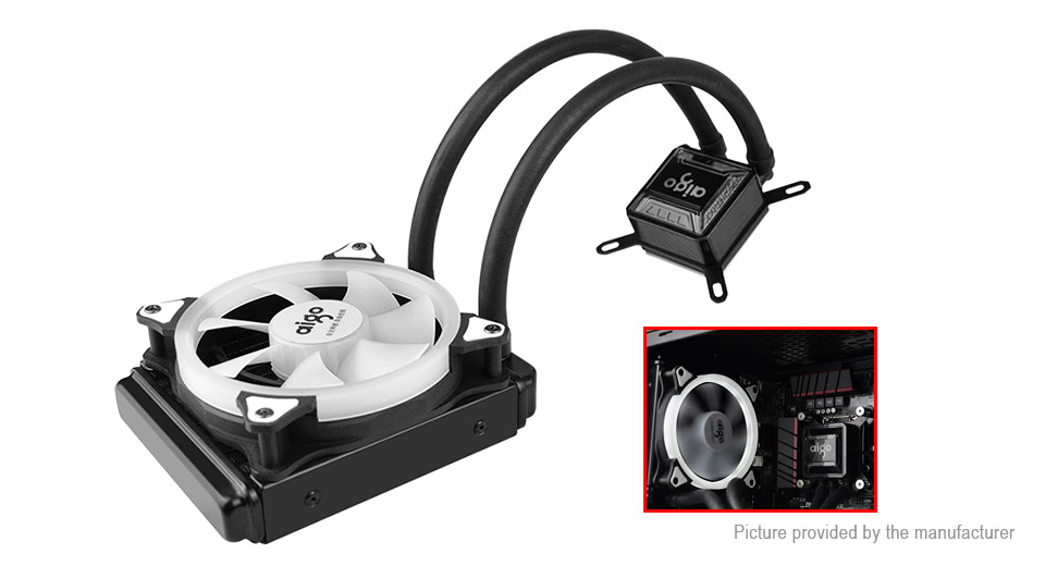 Product Image: aigo-serac-t120-aio-liquid-cpu-cooler-cooling-fan