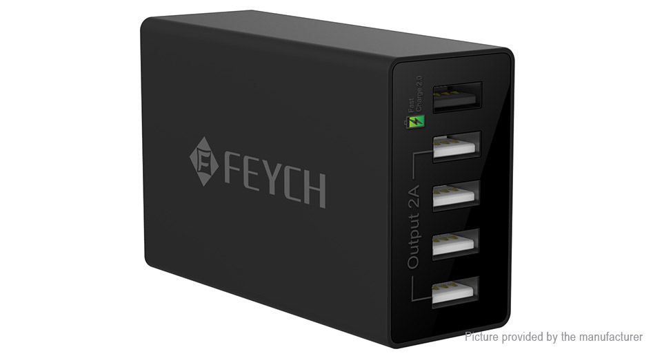 Product Image: feych-5-port-usb-charger-power-adapter-us