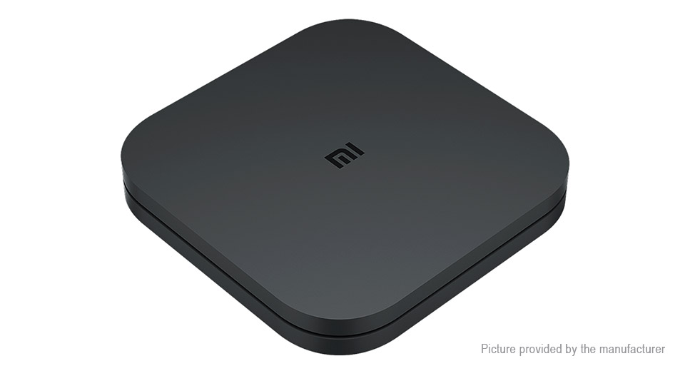 Authentic Xiaomi Mi Box 4C Quad-Core Nougat TV Box (8GB/EU)