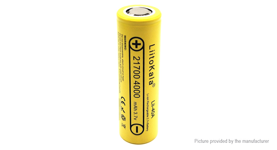 Product Image: authentic-liitokala-21700-3-7v-4000mah