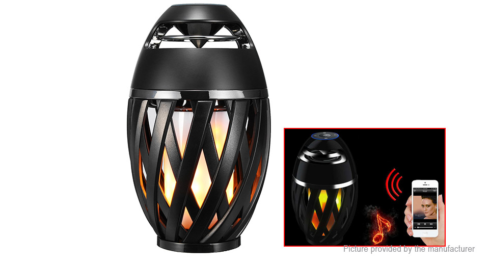 Product Image: flame-atmosphere-lamp-bluetooth-v4-2-speaker
