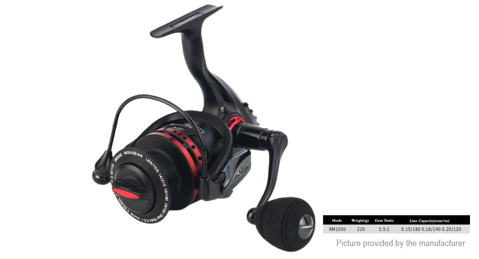 Product Image: reelsking-5-5-1-full-metal-spinning-fishing-reel