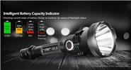Authentic KLARUS XT32 LED Flashlight
