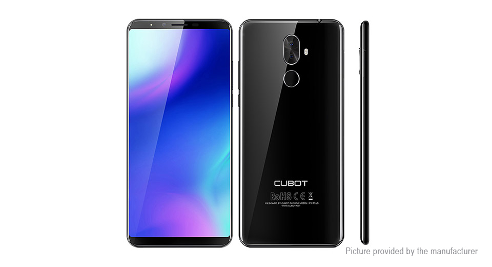 Product Image: authentic-cubot-x18-plus-5-99-octa-core-oreo-lte
