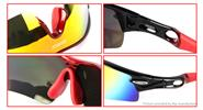RIVBOS Sports Cycling Polarized Sunglasses