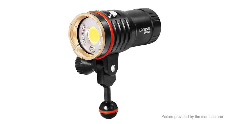 Product Image: archon-dm20-ii-underwater-photography-video-light