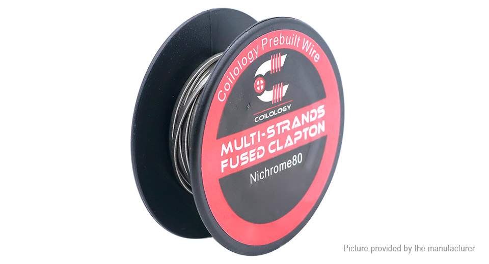 Product Image: authentic-ni80-multi-strands-fused-clapton